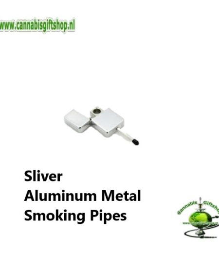 Lighter Metaal Pipe