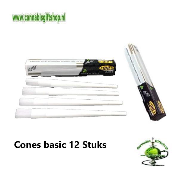 Cones basic 12 Stuks