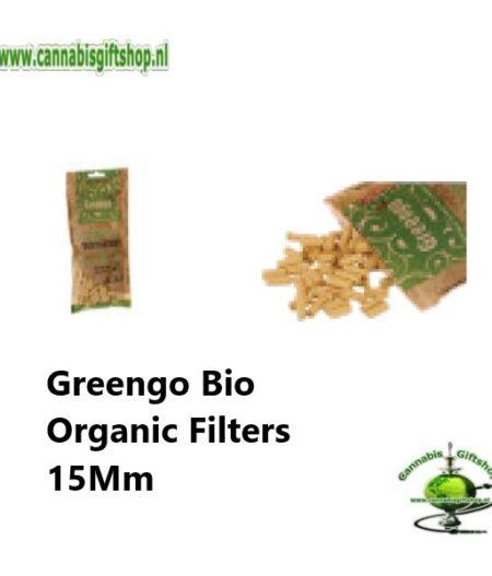 Greengo Organic Eco Filter Slim ONGEBLICHT Bio