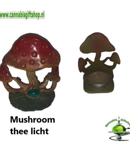 Mushroom thee licht