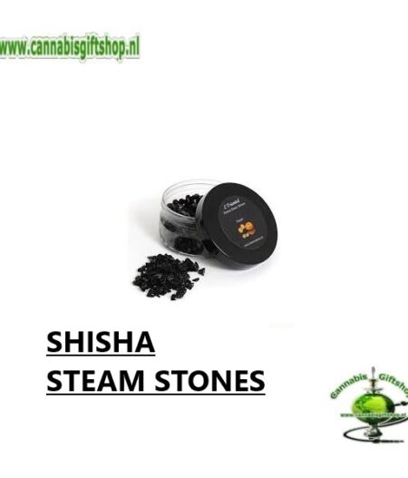 Shisha Steam Stones Orange