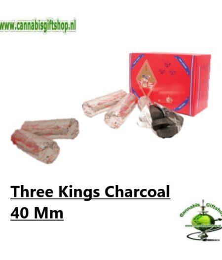 Three Kings Charcoal 40 Mm
