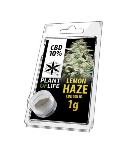 Solid 10% CBD Lemon Haze Extraction
