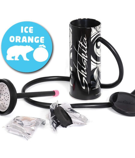 Shishita Shisha ice orange