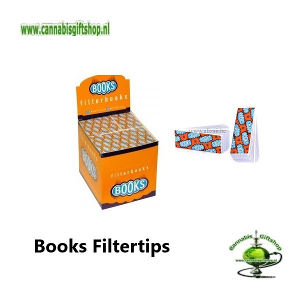 Books Filter tips