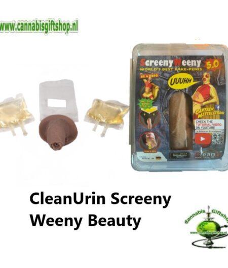 CleanUrin Screeny Weeny Beauty