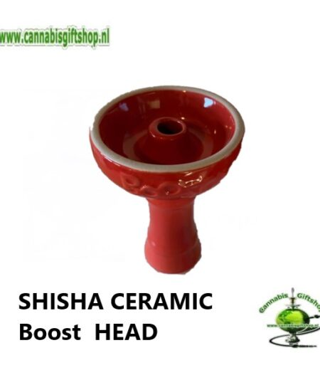 SHISHA CERAMIC Boost HEAD