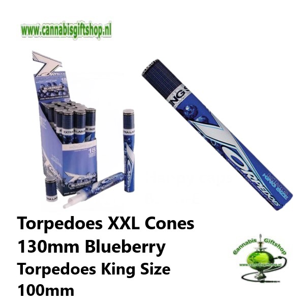 Torpedoes Blue Berry