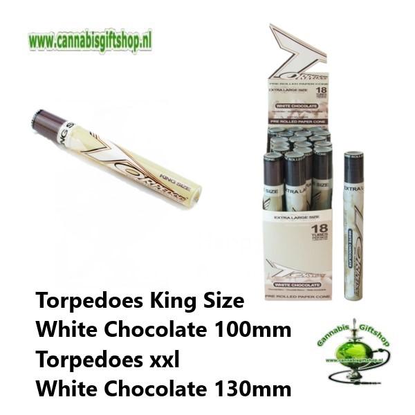 Torpedoes White Chocolate