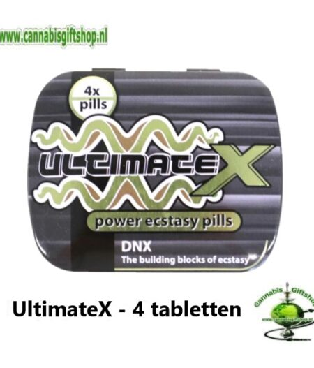 UltimateX - 4 tabletten