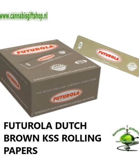 FUTUROLA DUTCH BROWN KSS ROLLING PAPERS