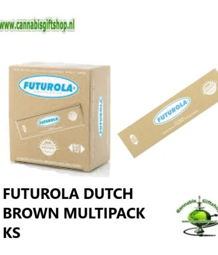 FUTUROLA DUTCH BROWN MULTIPACK KS