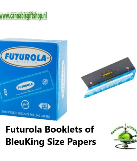 Futurola Booklets of BleuKing Size Papers