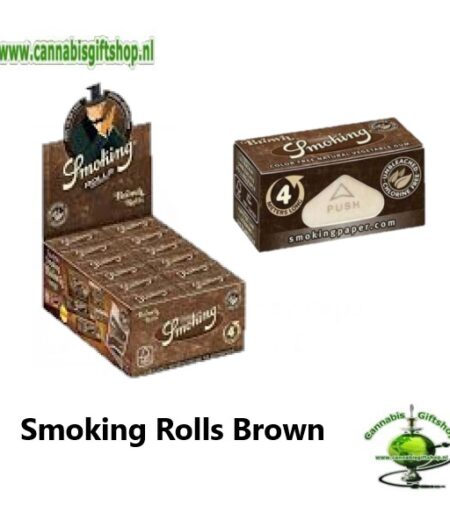 Smoking Rolls Brown