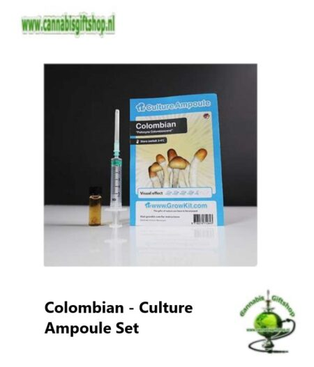Colombian - Culture Ampoule Set