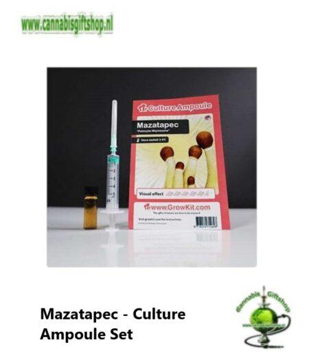 Mazatapec - Culture Ampoule Set
