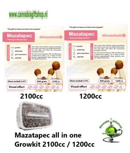 Mazatapec all in one Growkit