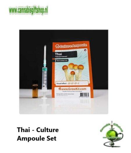 Thai - Culture Ampoule Set