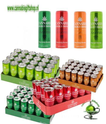 Cannabis Energie Drink