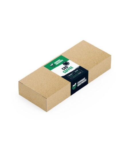 CBH - Hennep koffiekopjes doos, 10 stuks in doos